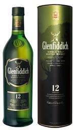 Whisky Escoc S 12 Años 750 mL Glenfiddich
