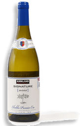 Chablis Premier Cru Vino Blanco 750 mL Kirkland Signature