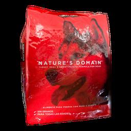 Alimento Para Perro Kirkland Natures Domain Pavo 15.87 Kg