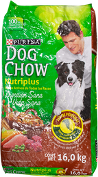 Alimento Para Perros Dog Chow Nutriplus Adulto 18 Kg