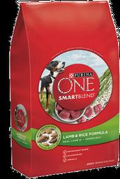 Alimento Para Perro  Purina One Cordero y Arroz 14.1 Kg