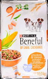 Alimento Para Perros Beneful ORiginal Cachorros 10 Kg