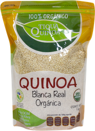 Quinoa Tiqua Blanca Real Orgánica 1 Kg