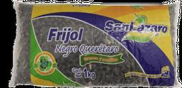 Frijol Negro Queretaro de 1 Kg San Lazaro 4 U