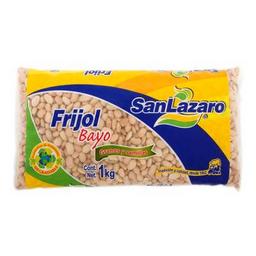 Frijol Bayo de 1 Kg San Lazaro 4 U