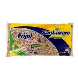 Frijol San Lazaro Pinto 1 Kg x 4