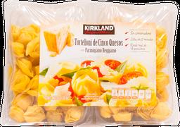 Tortelloni Kirkland Signature de 5 Quesos 680 g X 2