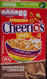 Cereal Cheerios Miel 1.36 Kg