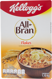 Cereal All Bran Flakes Kellogg's 1.1 Kg