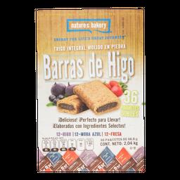 Barras Nature's Bakery de Higo 56.6 g x 36 U
