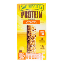 Barra de Cereal Nature Valley  40 g X 26