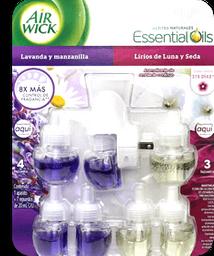 Aromatizante Electrico Air Wick  1 Aparato + 7 Repuestos