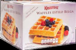 Waffle Krusteaz Estilo Belga 24 U