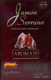 Centro Jamon Serrano Aromais 4.4 - 4.8 Kg