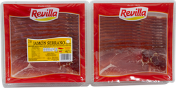 Jamón Serrano Revilla Español 200 g  X 2