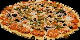 Pizza Sin Hornear Italiana Kirkland