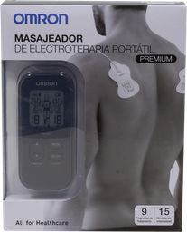 Masajeador De Electroterapia Premium Portatil Omron