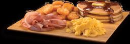 Desayuno del Rey 👑
