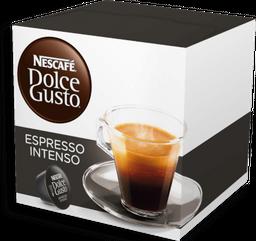 Nescafé-Dolce Gusto Cápsulas Espresso Intenso