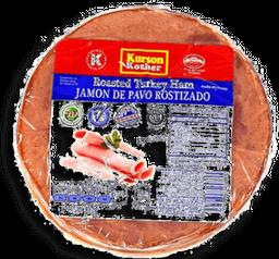 Jamón de Pavo Kurson Kosher Rostizado 500 g