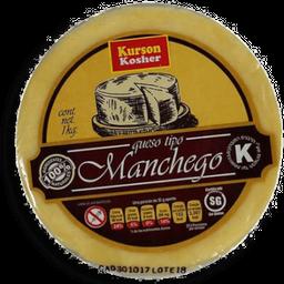 Queso Manchego Kurson Kosher 1 Kg