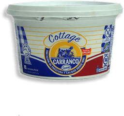 Queso Cottage Carranco 380 g