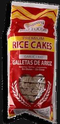 Galleta de Arroz BSD Foods Integral Ajo 72 g