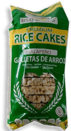 Galletas de Arroz Bsd Foods 72 g