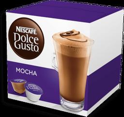 Cápsulas de café Nescafé Dolce Gusto Mocha 16 U