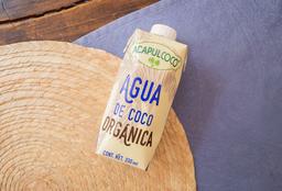 Agua de Coco Orgánica 330 ml