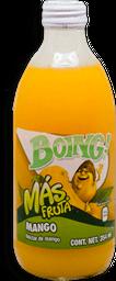Bebida Boing Jugo Sabor Mango 354 mL