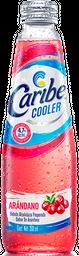 Caribe Cooler - Sabor Arandano- Botella 300 mL