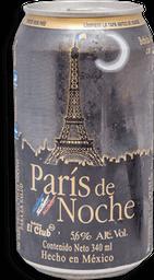 Paris De Noche Cooler Cognac 5.6 % Alcohol Clasica