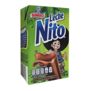 Leche Saborizada Nito Chocolate 236 mL
