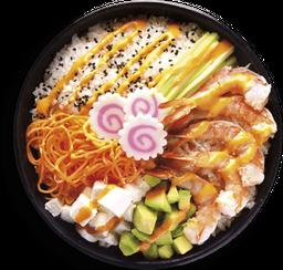 Camarón Sushi Bowl