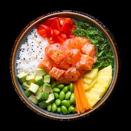 Salmón Sushi Bowl