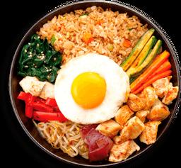 Pollo Teriyaki Sushi Bowl