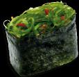 Nigiri de Seaweed