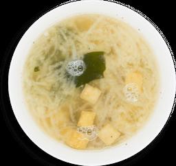 Sopa Miso Vegano