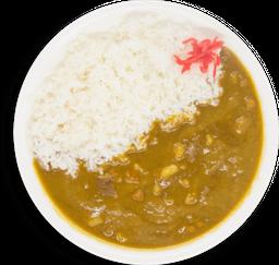 Curry Rice Vegano