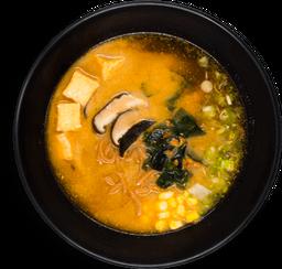 Ramen Shoyu Vegana 1/2 porción