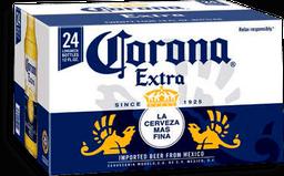 Cerveza Clara 24 Botellas De 355 mL Corona
