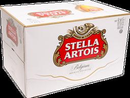 Cerveza Premium Lager 24 Botellas 330 mL Stella Artois