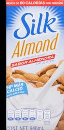 Leche Silk Almond Almendra sin Gluten 946 mL