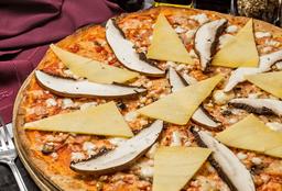 Pizza Portobello & Parmigiano