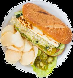 Raclette Vegetariana