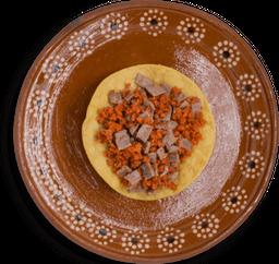 Taco de Cecina con Longaniza