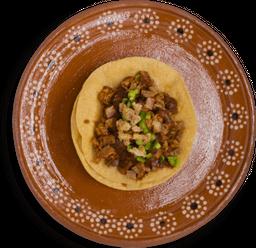 Taco Mixteco