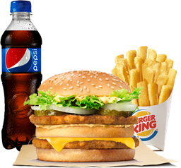 Combo Chicken Big King®