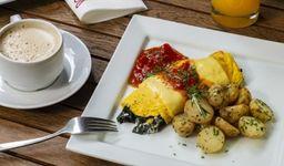 Omelette Rigoletto